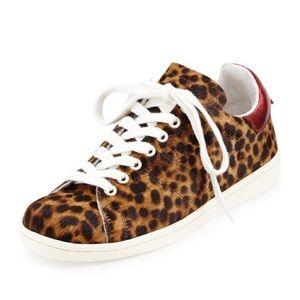 Isabel Marant BART Leopard sneaker 35 5